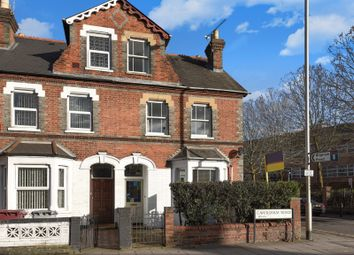 Thumbnail 4 bedroom end terrace house for sale in Caversham Road, Reading