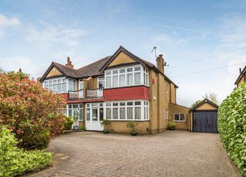 Thumbnail 5 bed semi-detached house for sale in Woodcote Grove Road, Coulsdon