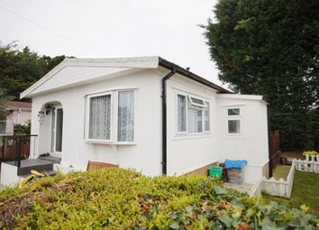 Thumbnail 2 bed mobile/park home for sale in Valeview Park, Crabbswood Lane, Sway, Lymington
