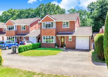 4 bed detached house for sale in Wilkinson Close, Burntwood, Staffordshire WS7