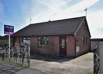 Thumbnail 2 bed semi-detached bungalow for sale in Lambeth Road, Nottingham