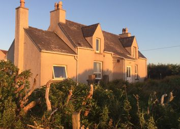 Thumbnail 3 bed detached house for sale in Portvoller, Point, Isle Of Lewis