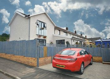 Thumbnail 4 bed end terrace house for sale in Liswerry Drive, Llanyravon, Cwmbran