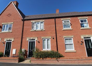 Morello Way, Newport Pagnell, Buckinghamshire MK16. 3 bed terraced house for sale