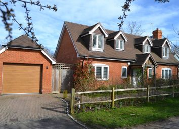 Thumbnail 4 bed detached house for sale in Maddox Lane, Bookham