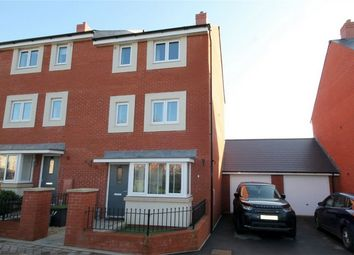 4 bed town house for sale in Sunflower Road, Lyde Green, Bristol BS16
