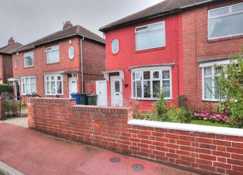 Thumbnail 2 bed semi-detached house for sale in Legion Road, Denton Burn, Newcastle Upon Tyne
