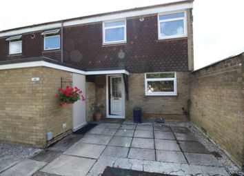 Thumbnail 2 bed end terrace house for sale in Crowland Way, Cambridge, Cambridge, Cambridgeshire