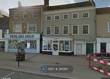 Thumbnail 1 bed flat to rent in Market Place, Swaffham