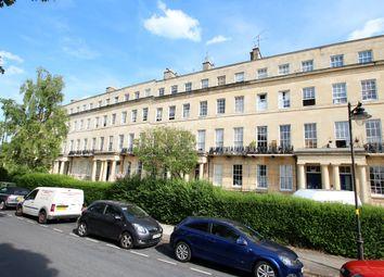 Thumbnail 1 bed flat to rent in Lansdown Crescent, Lansdown, Cheltenham