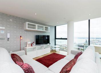 Thumbnail 2 bed flat to rent in Ocean Way, Ocean Village, Southampton