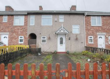 Thumbnail 3 bedroom terraced house for sale in Seventh Avenue, Blyth
