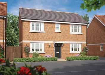 Thumbnail 3 bedroom detached house for sale in Station Road, Grove Meadows