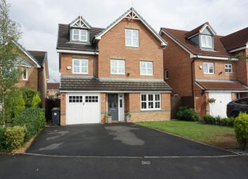 Thumbnail 5 bedroom detached house for sale in Madison Park, Bolton