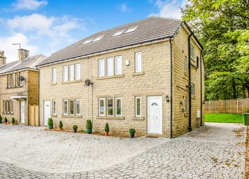 Thumbnail 4 bed semi-detached house for sale in Hubert Street, Salendine Nook, Huddersfield