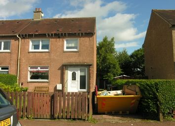 Thumbnail 3 bed end terrace house for sale in Murdostoun View, Wishaw