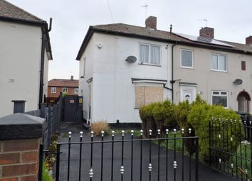 Thumbnail 3 bed terraced house for sale in Frenchmans Way, South Shields