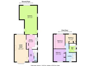Thumbnail 3 bed semi-detached house for sale in Forester Grove, Carlton, Nottingham