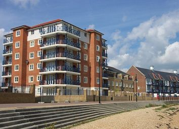 Thumbnail 2 bedroom flat to rent in Barbuda Quay, Sovereign Harbour South, Eastbourne