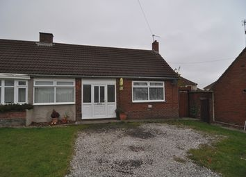 Thumbnail 1 bed bungalow to rent in The Oval, West Cornforth