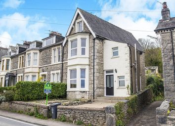 Thumbnail 4 bed terraced house for sale in Berriedale Terrace, Grange-Over-Sands