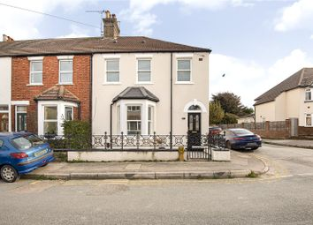 Thumbnail 4 bed end terrace house for sale in Spencer Road, Caterham