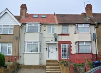 Thumbnail 5 bed terraced house to rent in Northwood Gardens, Greenford