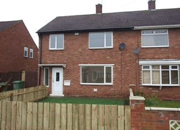 Thumbnail 3 bedroom semi-detached house to rent in Beamish Road, Billingham