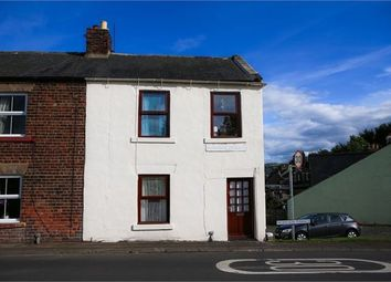 Thumbnail 3 bedroom terraced house for sale in Morrison Terrace, Acomb, Northumberland.