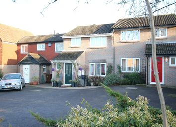 Thumbnail 3 bed terraced house for sale in Gull Close, Wokingham, Berkshire