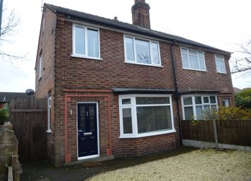 Thumbnail 3 bed semi-detached house for sale in Mount Pleasant, Nottingham