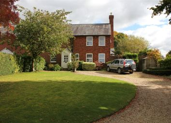 Thumbnail 3 bed flat for sale in Canal Cottages, Stanton St. Bernard, Marlborough, Wiltshire