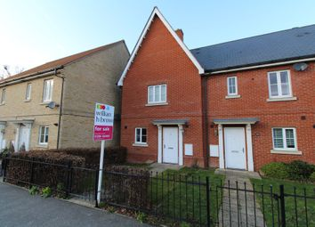 Thumbnail 3 bed end terrace house for sale in Mill Road, Colchester