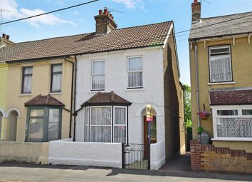 Thumbnail 3 bed end terrace house for sale in Essex Road, Halling, Rochester, Kent