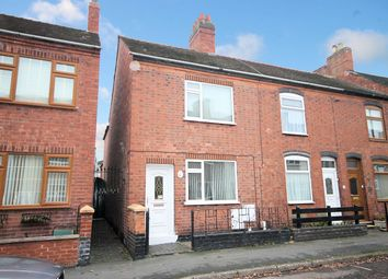 Thumbnail 2 bed end terrace house for sale in Neville Street, Glascote, Tamworth