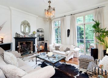 Thumbnail 4 bedroom terraced house for sale in Lanhill Road, Maida Vale, London