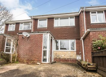 Rosemount Close, Honiton EX14. 3 bed terraced house for sale
