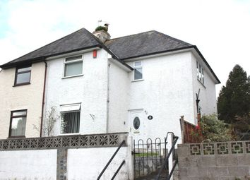 Thumbnail 3 bed semi-detached house for sale in Knowle Avenue, Keyham, Plymouth