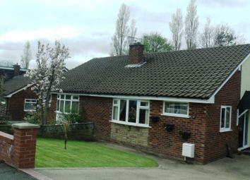 Thumbnail 2 bed semi-detached bungalow to rent in Wordsworth Close, Dukinfield