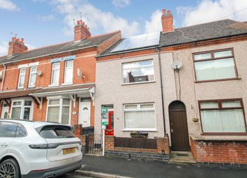 Thumbnail 2 bed terraced house for sale in Fitton Street, Nuneaton