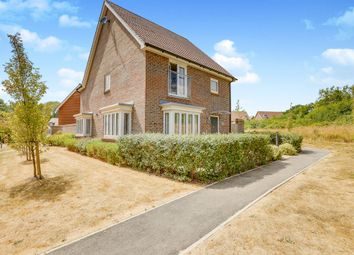 Thumbnail 4 bed detached house for sale in Siskin Close, Burgess Hill