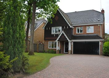 Thumbnail 5 bed detached house for sale in 2, Royal Oak Drive, Crowthorne, Berkshire