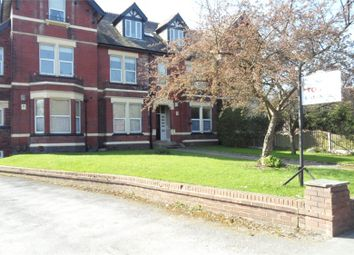 Thumbnail 1 bed flat to rent in Wellington Road North, Heaton Norris, Stockport, Cheshire