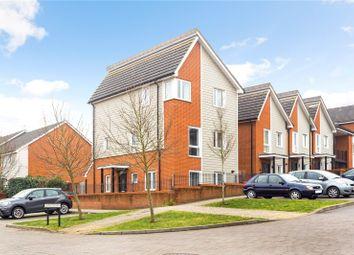 Lexington Drive, Haywards Heath, West Sussex RH16. 4 bed detached house for sale