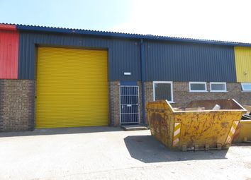 Thumbnail Warehouse to let in Brassey Close, Peterborough