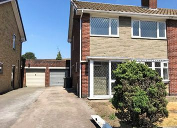 Thumbnail 3 bed semi-detached house to rent in Rectory Drive, Exhall, Coventry