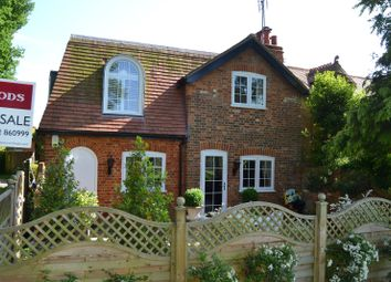Thumbnail 2 bed semi-detached house for sale in Downside Common Road, Downside, Cobham
