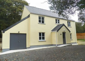 Thumbnail 3 bed detached house for sale in Clydey, Llanfyrnach