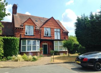 Thumbnail 1 bed flat for sale in Manor Drive, Berrylands, Surbiton