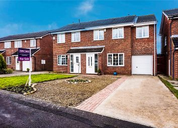 Thumbnail 4 bed semi-detached house for sale in Gonville Court, Darlington